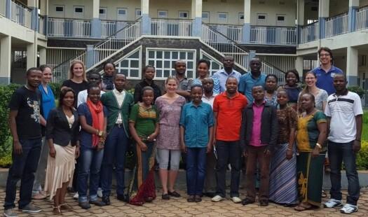 Forskeropplæring i Øst-Kongo