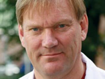 Professor Per Morten Sandset (Photo: Birgit S. Kjelvik)