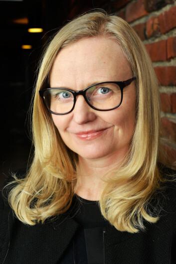 Forsker Sigtona Halrynjo fant ut at en del kvinnelige jurister med barn synes arbeidsbelastningen i privat sektor blir for stor. (Foto: ISF)