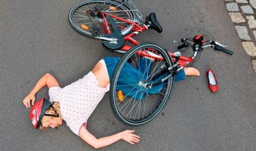 Slik dør syklister (i England og Wales)