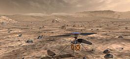 Helikopter på Mars