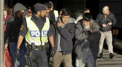 Slik takler skandinaviske land innvandringen