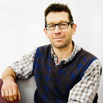 Pieter Bevelander er professor i migrasjonsforskning ved Høyskolen i Malmø. (Foto: Malmö Högskola)