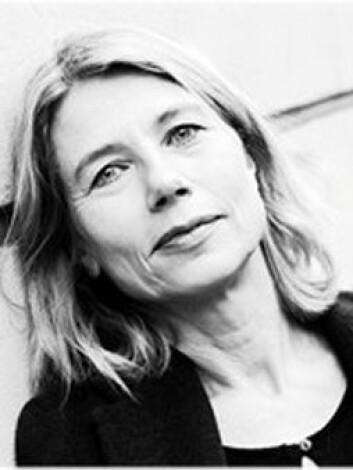 Professor Inger Beate Larsen. (Foto: Privat)