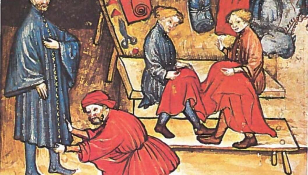 Stoff og stil i middelalderen