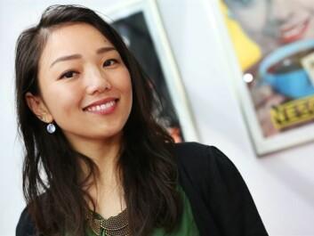 Associate Professor Sut I Wong Humborstad at BI Norwegian Business School (Photo: Audun Farbrot)