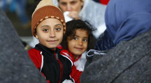 Slik bør vi møte de enslige asylbarna