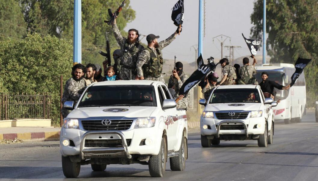 Fremmedkrigere som kjemper for IS er som oftest rekruttert av venner og nesten aldri av utenforstående, viser ny rapport. (Foto: Reuters)
