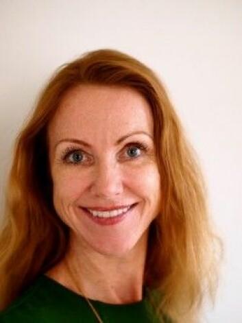– Det er en spennende øvelse å stikke fingeren i jorda én enkelt nyhetsdag, sier medieforsker Kristin Skare Orgeret.  (Foto: privat)
