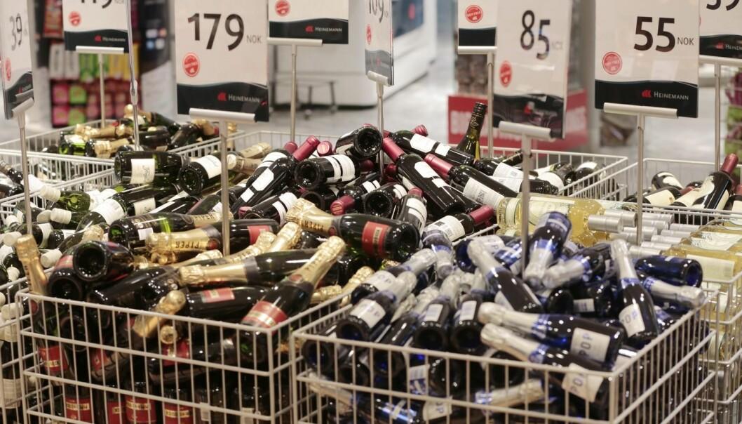 Statistisk sentralbyrå har ikke tall for omsetningen på taxfree-butikkene på Gardermoen.  (Foto: Lise Åserud, NTB scanpix)