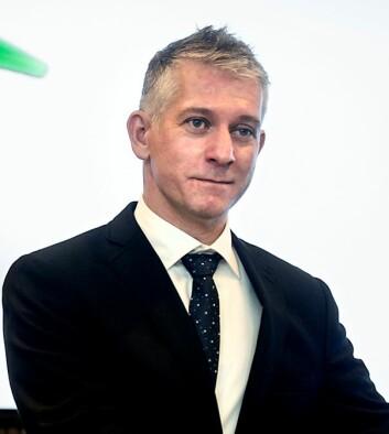 Jarle Bastesen har skrevet doktorgrad om gasellebedrifter, på Institutt for strategi og ledelse ved NHH. (Foto: Helge Skodvin)