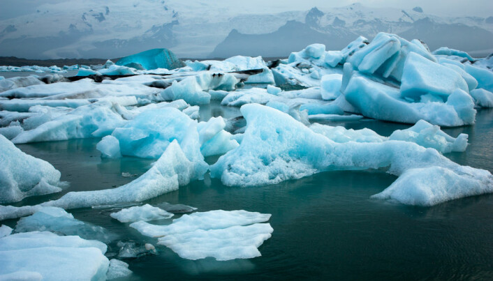 1.4 billion years old forces are causing climate change today
