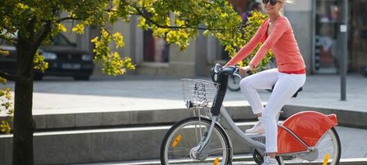 Østrogentilskudd bedre enn påbud om hjelm?