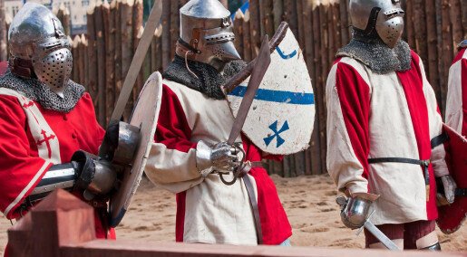 Etablerer forskningsklynge for middelalderforskning