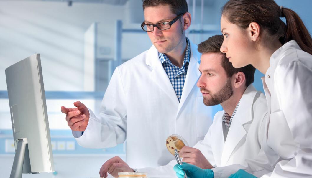 Burde forskeren tre inn i en ny rolle for at bi skal få mer nytte av forskningen, slik Regjeringen har som ambisjon? (Foto: Alexander Raths, Shutterstock, NTB scanpix)