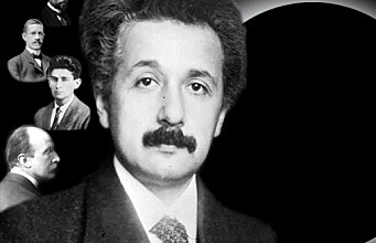 Bringing Einstein and Kafka to the stage