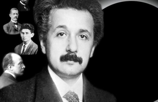 Bringing Einstein and Kafka to the stage