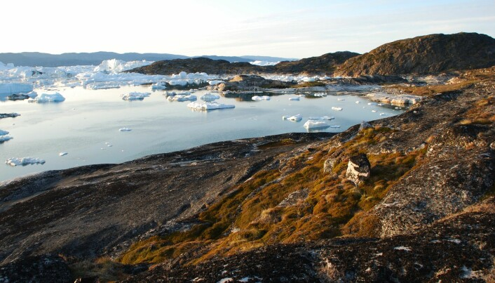 Climate change is destroying Greenland's earliest history