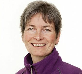Forsker Cecilie Mejdell jobber med dyrevelferd.