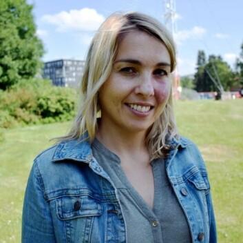Reidun Gangstø Skaland er klimaforsker ved Meteorologisk institutt.  (Foto: Mai-Linn Finstad/MET.)
