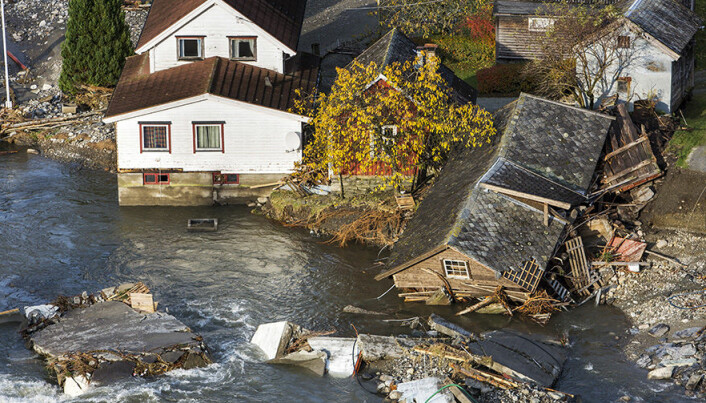 What do you do when extreme weather destroys your home?