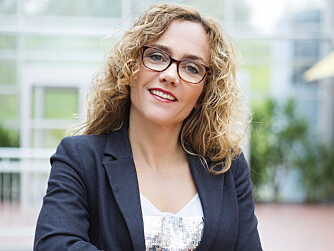 Associate Professor and psychologist Silje Steinsbekk. (Photo: NTNU)