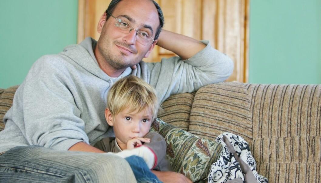 Fosterbarn har bedre psykisk helse og et mer stabilt hjem når de får bo hos slekta si. (Illustrasjonsfoto: Shutterstock/NTB scanpix)