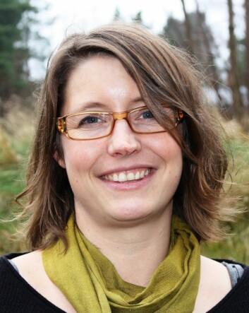 May-Linda Magnussen har jobbet med likestilling i mange år på Sørlandet. I doktorgradsavhandlingen sin har hun intervjuet menn om hva det innebærer å være hovedforsørger i familien.  (Foto: Heidi Elisabeth Sandnes)
