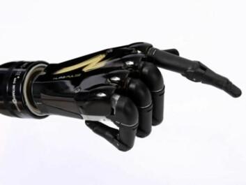 A helping hand? (Photo: Photo: Bebionics)