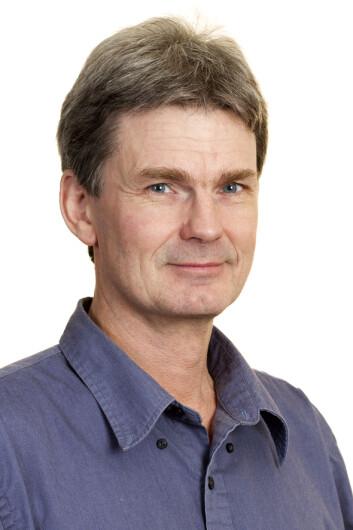 Ole Bjørn Rekdal er professor ved Høgskolen i Bergen. Han forsker blant annet på akademisk siteringspraksis. (Foto: Høgskolen i Bergen