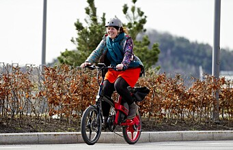 More cycling with e-bikes