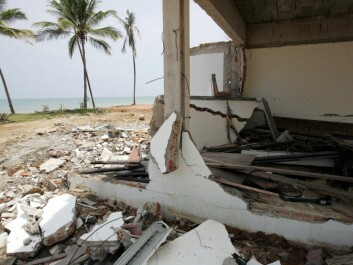Many Norwegians lost their lives when the tsunami crashed over the beach in Blue Village in Khao Lak on 26 December 2004.