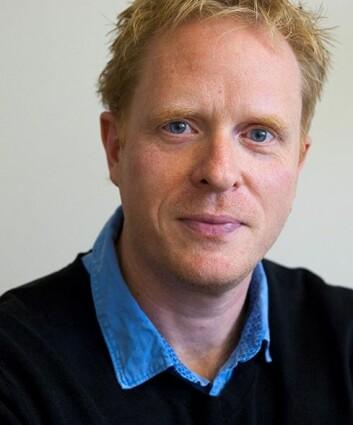 Herman Cappelen, professor i filosofi ved Universitetet i Oslo og ved Universitetet i St. Andrews, leder et nytt tverrfaglig og praktisk rettet forskningsprosjekt som tar for seg begreper som er med på å definere våre liv. (Foto: Annica Thomsson)