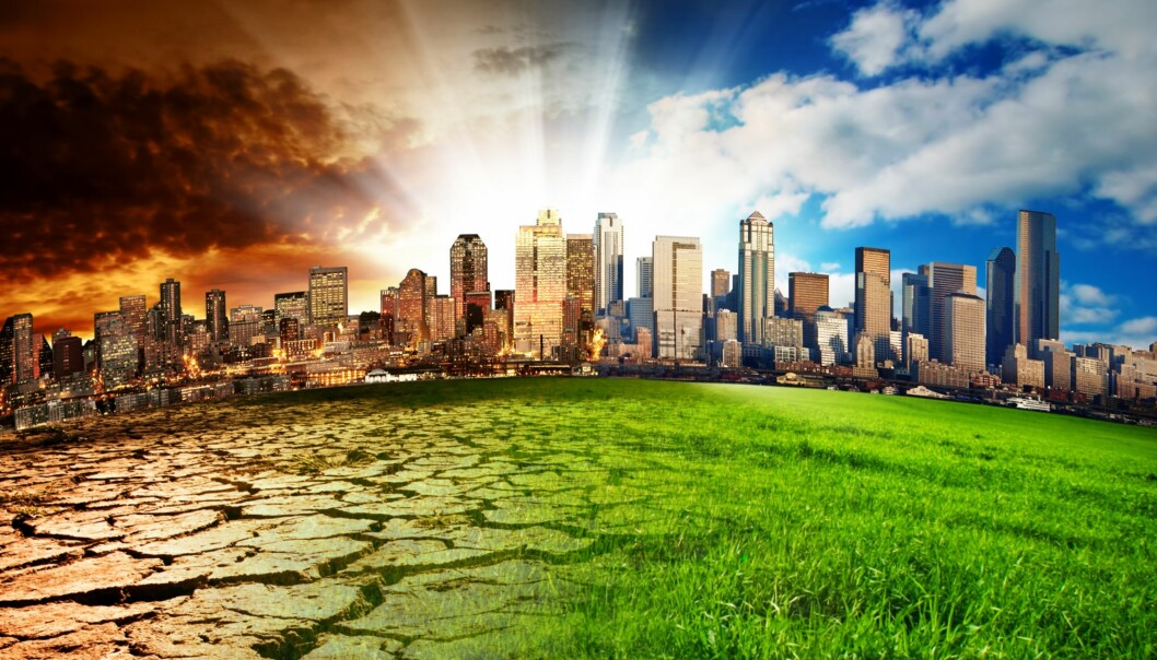 Ulikhet, forurensning, mangel på vann og ubærekraftig forbruk og produksjon nevnes av forskere som noen av verdens største problemer.  (Illustrasjon: Microstock)