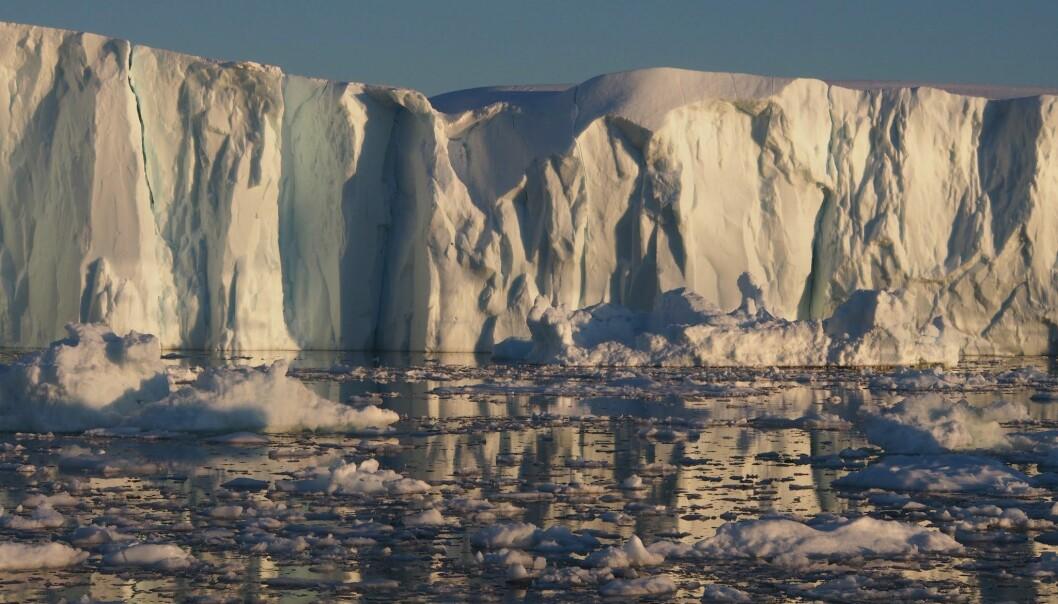 En av Grønlands største isbreer smelter