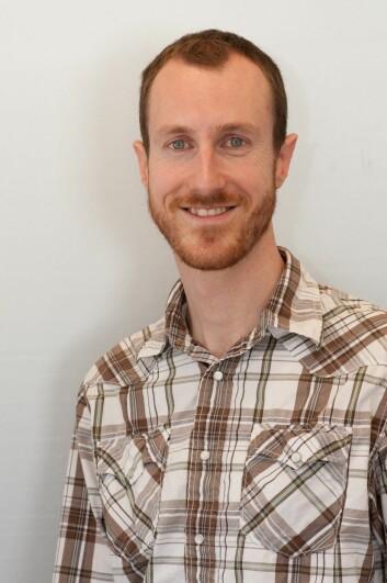Ola Hanserud er forsker ved Norsk institutt for bioøkonomi. (Foto: Erling Fløistad, NIBIO)