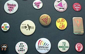 Hidden stories in the new Norwegian queer archive