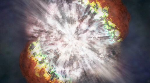 Urgamle stjerner funnet i midten av Melkeveien