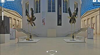 Besøk British Museum fra sofaen