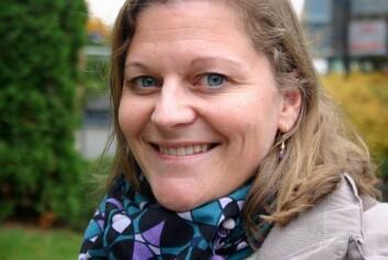 Monika Rosten mener Norges måte å møte gutter med innvandrerbakgrunn gir dem dårligere sjanse til å hevde seg i utdanningssystemet og arbeidsmarkedet. (Foto: Ida Irene Bergstrøm)