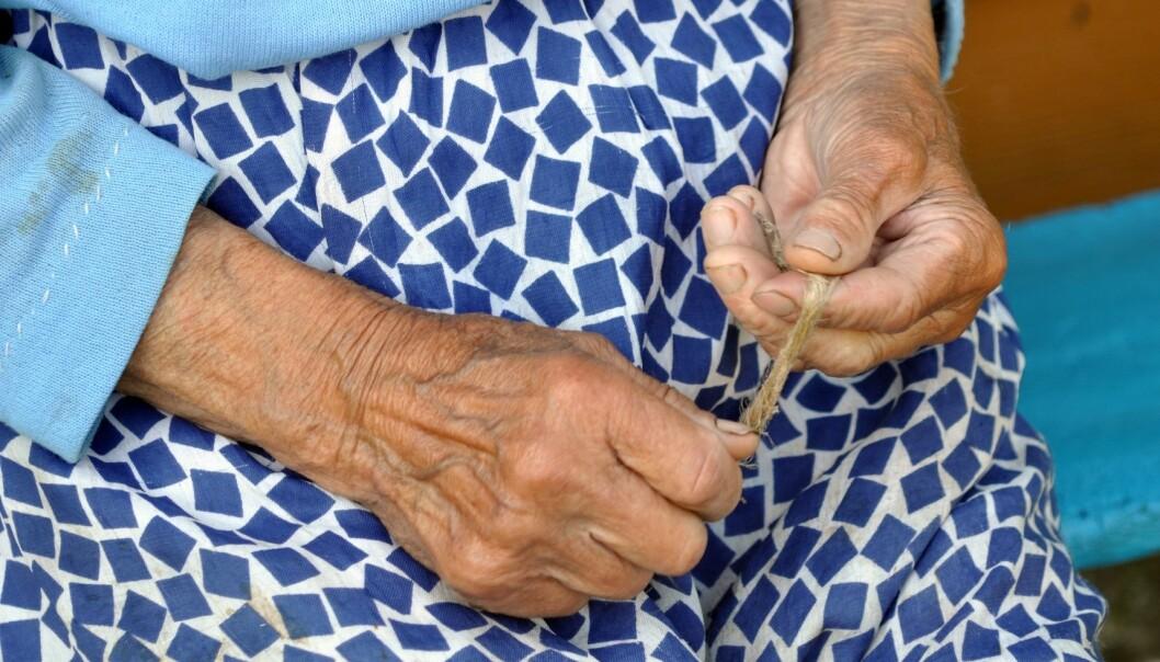 Det er stort behov for opplæring av personell og utvikling av tilbud som kan være reelle alternativer til familieomsorg også for eldre innvandrere, sier forsker Reidun Ingebretsen. (Illustrasjonsfoto: Colourbox)