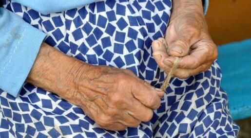 Stort press på familien til eldre innvandrere med demens