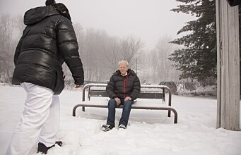 Documenting how dementia sufferers benefit from GPS