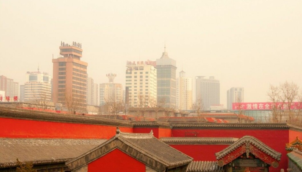 China is the world's largest energy consuming state. (Foto: Colourbox)