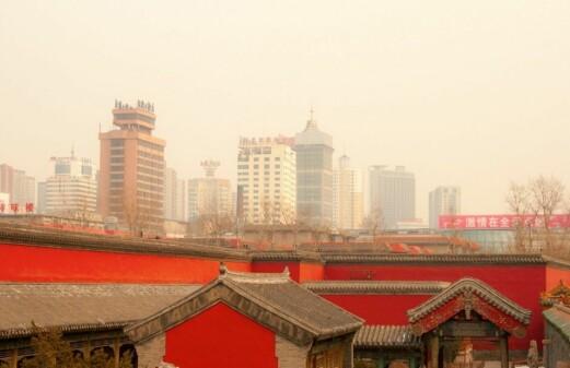 Historic environmental awareness is changing China