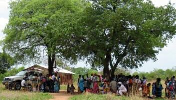 Økt desentralisering av helsetjenesten i fattige land vil styrke kampen mot tuberkulose, ifølge norske forskere. Bildet er fra Malawi. (Illustrasjonsfoto: Stine Hellum Braathen, Sintef)