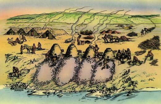 Norwegian iron helped build Iron-Age Europe