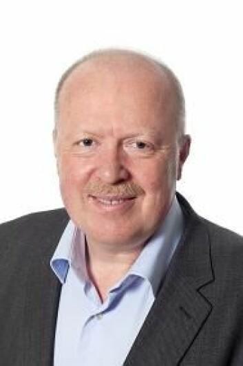 Bjørnar Allgot, generalsekretær i Diabetesforbundet.  (Foto: Diabetesforbundet)