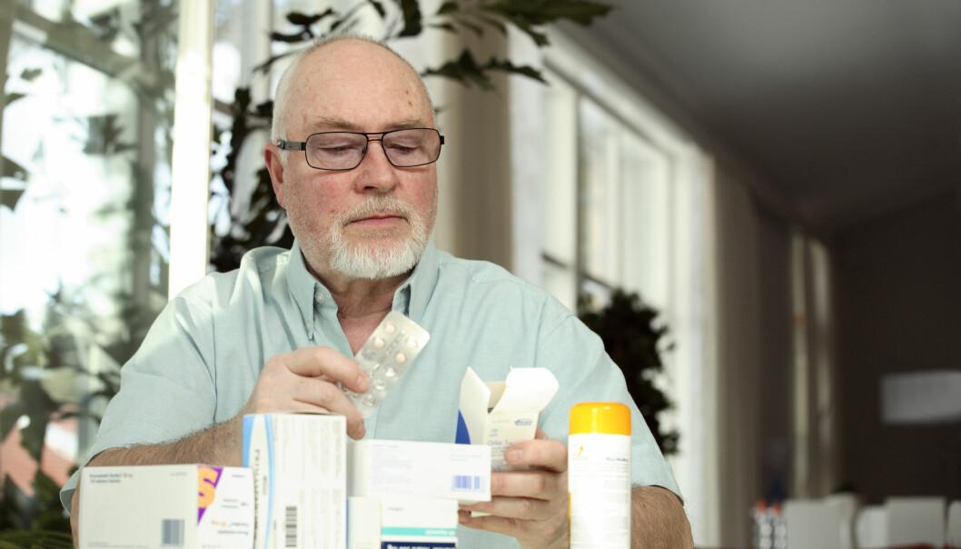 Mange personer med psykiske sykdommer risikerer å få diabetes 2 i tillegg, som følge av at medisinene de tar, har vektøkning som mulig bivirkning. Diabetesforbundet samarbeider med Helsedirektoratet om å få primærhelsetjenesten til å sjekke denne pasientgruppen for sykdommen.  (Foto: Colourbox)