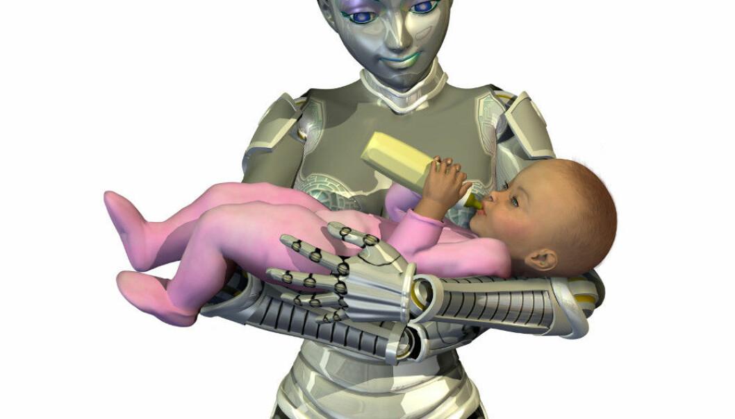 ROBOT MUMMY